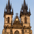 igreja · virgem · cidade · velha · céu · parede · folha - foto stock © sarkao