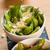 зеленая · фасоль · чеснока · избирательный · подход · лет · зеленый · белый - Сток-фото © sarymsakov