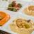 aperitivo · pita · pepino · rebanadas · pan · fiesta - foto stock © sarymsakov