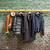 butik · különböző · trendi · ruházat · akasztás · bolt - stock fotó © sarymsakov
