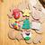 karton · játékok · karácsonyfa · girland · új · év · díszítések - stock fotó © sarymsakov