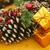 karácsony · dekoráció · fából · készült · díszítések · fa · klasszikus - stock fotó © sarymsakov