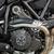 részlet · motorkerékpár · gép · sekély · mélységélesség · sport - stock fotó © sarymsakov