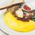 szynka · pomidorów · zielone · Sałatka · jedzenie - zdjęcia stock © sarymsakov