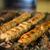 faszén · barbecue · étel · nyár · zöld · hús - stock fotó © sarymsakov
