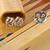vista · dados · juego · piezas · familia · madera - foto stock © sbonk