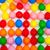 kleurrijk · darts · leven · oog · oranje · groene - stockfoto © sbonk
