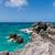 ferradura · paisagem · oceano · rocha · céu · natureza - foto stock © sbonk