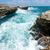 fale · most · chmury · krajobraz · morza - zdjęcia stock © scheriton