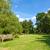 park · pad · gyönyörű · buja · zöld · kert - stock fotó © scheriton