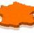mappa · Francia · normandia · politico · parecchi · regioni - foto d'archivio © schwabenblitz