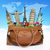 иллюстрация · путешествия · сумку · полный · известный · памятники - Сток-фото © sdecoret