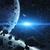 nascer · do · sol · grupo · planetas · espaço · ver - foto stock © sdecoret