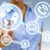 tecnologia · imprenditrice · virtuale · interfaccia · web - foto d'archivio © sdecoret