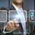 ビジネスマン · オフィス · デジタル · インターフェース · キューブ - ストックフォト © sdecoret