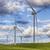 windmills on wind farm stock photo © searagen