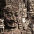 two faces of the bayon stock photo © searagen