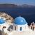синий · православный · Санторини · Греция · известный - Сток-фото © searagen