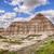 erosão · South · Dakota · detalhado · ver · hills · parque - foto stock © searagen