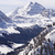 marrom · nascer · do · sol · montanhas · verão · viajar · lago - foto stock © searagen