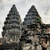 two towers of angkor wat stock photo © searagen