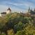 表示 · プラハ · 城 · 秋 · 庭園 · 楽園 - ストックフォト © searagen