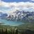göl · park · dağ · tatil · yansıma · manzara - stok fotoğraf © searagen