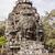 faces · templo · pedra · torres · angkor · cidade - foto stock © searagen