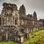 inner courtyard at angkor wat stock photo © searagen
