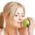 woman and apple stock photo © seenad