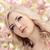 voorjaar · portret · mooi · meisje · sakura · meisje - stockfoto © seenad