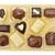 chocolates in a box stock photo © serg64
