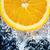 vers · oranje · streaming · water · voedsel · vruchten - stockfoto © serg64