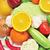 果物 · アレンジメント · イチゴ · パイナップル · 食品 · 健康 - ストックフォト © serg64