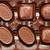 karamell · dió · közelkép · étel · édesség - stock fotó © serg64