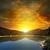 gölet · dağlar · yaz · panorama · yüksek · Bina - stok fotoğraf © serg64