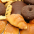 croissant · cookies · jam · kommen - stockfoto © serg64