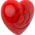 сердце · интернет · кнопки · горячей · розовый - Сток-фото © serge001