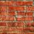 grunge · parede · de · tijolos · textura · vermelho · padrão - foto stock © serge001