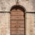 古い · 木製 · 教会 · ドア · 金属 · 石 - ストックフォト © serpla
