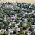 luchtfoto · voorstads- · buurt · huis · gebouw - stockfoto © sframe
