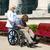 медсестры · инвалидов · пациент · за · пределами - Сток-фото © sframe