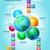 világ · infografika · vektor · poligon · gömbök · színes - stock fotó © sgursozlu
