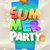 summer party poster stock photo © sgursozlu