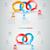 conversa · infográficos · vetor · discurso · anéis · pessoas · de · negócios - foto stock © sgursozlu