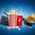 sinema · patlamış · mısır · kutu · tek · kullanımlık · fincan · içkiler - stok fotoğraf © sgursozlu