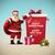 santa claus and gift box stock photo © sgursozlu