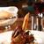 ягненка · ресторан · таблице · хлеб · красный · презентация - Сток-фото © shamtor