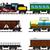 spoorweg · trein · locomotief · geïsoleerd · witte · weg - stockfoto © sharpner