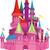 magic · bajki · princess · zamek · drzwi · drzew - zdjęcia stock © sharpner